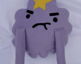 Lumpy Space Princess Plushie