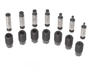 Replacement EUROPOWER PUNCH DIE Set - Jewelry Making Tool -