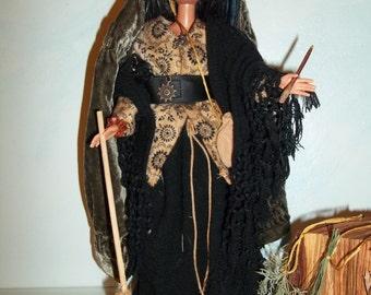 Woodland Witch Barbie