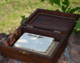Stationery Set with Keepsake Box