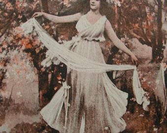 1908 Sheet Music MARTHA by Edouard Dorn Operatic Fantasie for piano solo