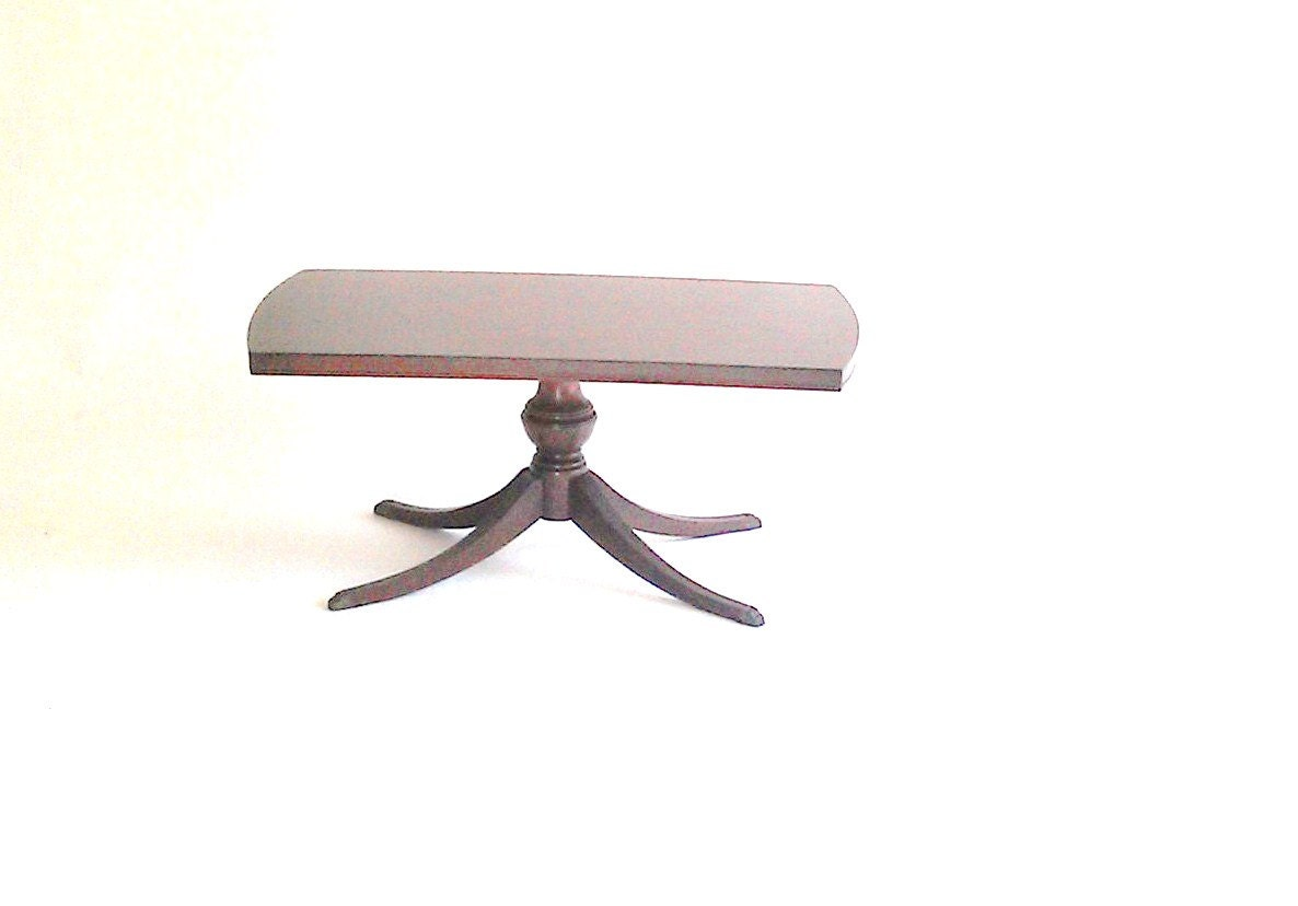 traditional mersman coffee table