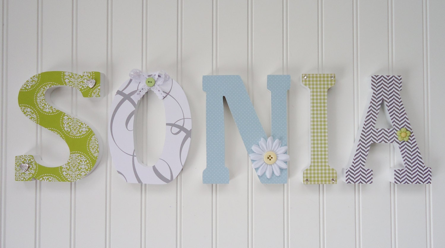 Wooden Wall Decor For Nursery : Unavailable listing on etsy