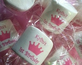 Princess Party Favor. Pink Crown. Baby Shower. Candy Buffet Idea. Girl Party. Custom Party Favors. Candy Favors. Birthday Party ideas