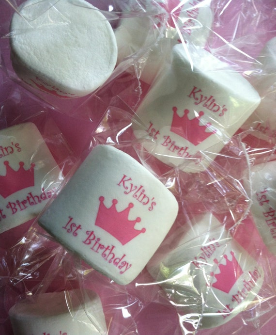 Princess Party Favor. Pink Crown. Baby Shower. Candy Buffet