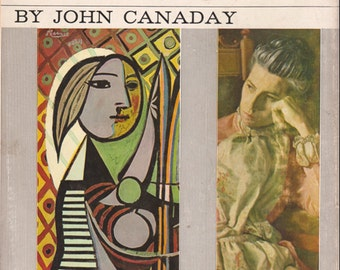 Mainstreams of Modern Art: David to Picasso by John Canaday