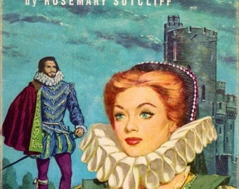Lady in Waiting by Rosemary Sutcliff
