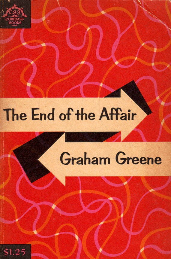 analyzing graham greene's the end of Buy a cheap copy of the end of the affair book by graham greene set in london during and just after world war ii, graham greenes the end of the affair is a pathos-laden examination of a three-way collision between love of self.