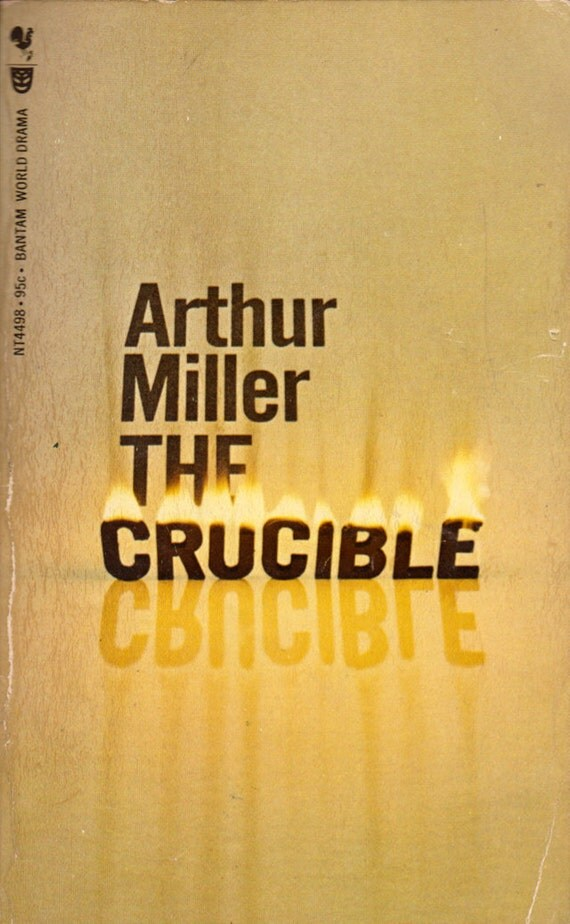 essay on the crucible by arthur miller Arthur miller was born in new york city on october 17, 1915 miller composed the crucible in the early 1950's and it used the salem witchcraft trials of 1692 as a response to the.