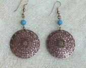 Earrings Aztec Earrings