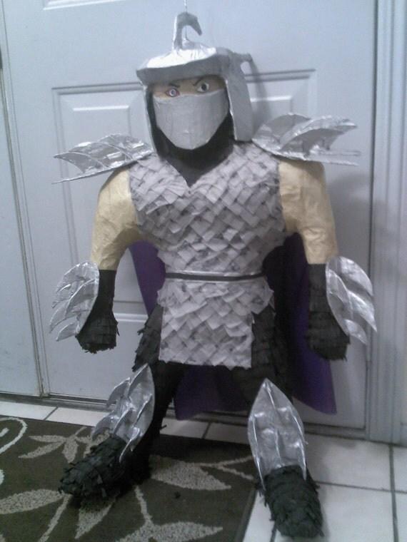 Shredder Pinata - Teenage Mutant Ninja Turtles