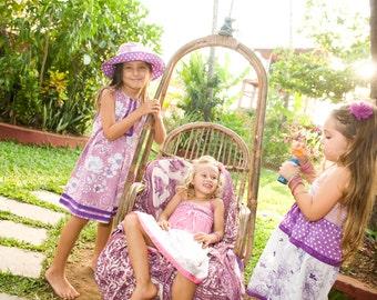 SALE Girl's summer dress, Pink dress, Toddler Dress,Summer sale 30%