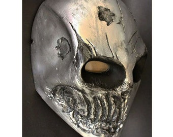 Army of two mask, Airsoft paintball mask, Halloween mask, Steampunk mask, Halloween costume & Cosplay mask, R2 Metal MA44 et