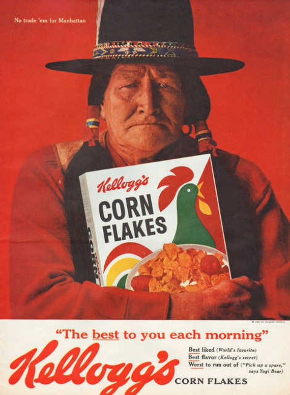 vintage 1962 kellogg s corn flakes print ad no by