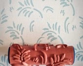 No. 5 Patterned Paint Roller from The Painted House (for fabric & wood use only)