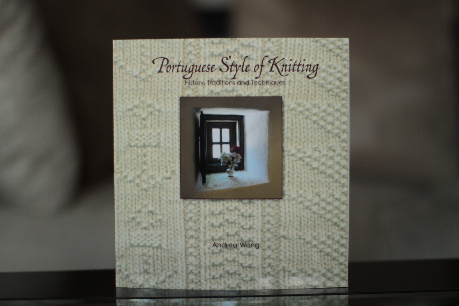 Knitting History Trivia : Book portuguese style of knitting history traditions and