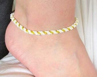 Beach Anklets for Women, Ankle Bracelet for Women, Ankle Jewelry for Women, Ankle Bracelet for Summer, Summer Ankle Bracelet