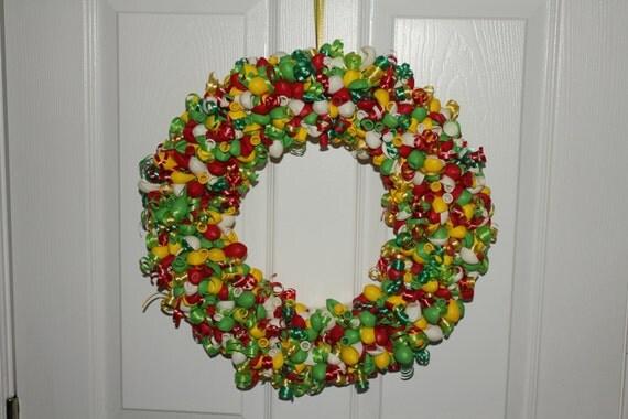 Custom Color Balloon Wreath