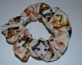 Cat Scrunchie