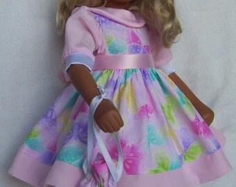 "Sasha doll dress 3pc set Sasha  doll clothing sasha dress  One of a Kind dolls outfit 16 inch dolls puppenkleider 16"" dress for doll clothes"