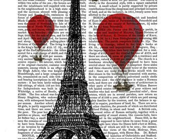 Popular Items For Eiffel Tower Print On Etsy