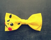 ON SALE - Pikachu Bow