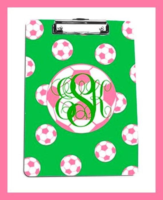 Monogrammed Clip Board, Monogrammed Clipboard, Personalized Clip Board, Personalized Clipboard, Monogrammed Gift, Monogrammed Gifts