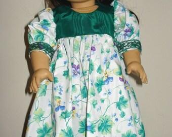 Long Pansy Dress, 2