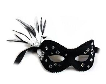 Starlina Women's Masquerade Mask - A-2158B-R