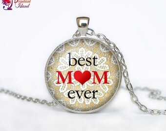 Mothers day necklace Best Mother pendant Mother day jewelry