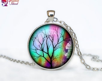 Tree of life  pendant Tree of life necklace Tree of life jewelry nature pendant Woodland jewelry