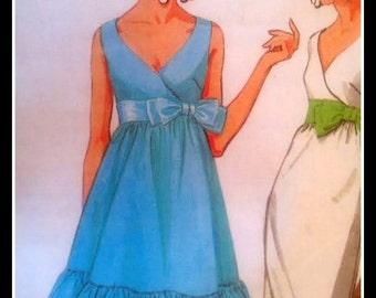 McCall's Vintage 60's Pattern 9031   Size  12