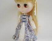 Abigail Dress  for Blythe Doll