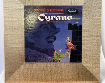 José Ferrer - Cyrano de Bergerac LP (US - 1950)