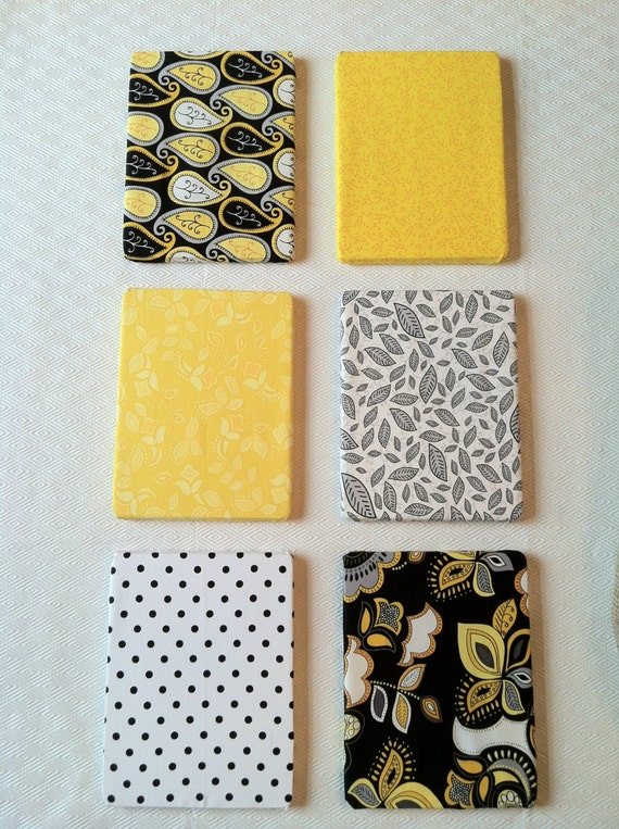 Yellow Black And Gray Wall Decor : Yellow black white and grey wall hangings decor