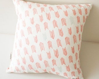 Cushion, designer pillow, Arrow Tails