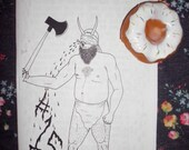 Dreams of Donuts 15 comic zine
