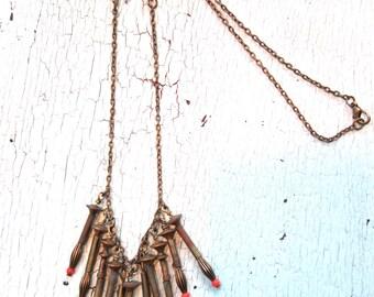 Necklace - Delicate Allure