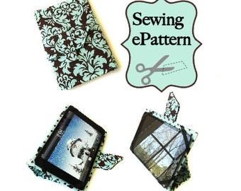 Sew Spoiled iPad Mini Folding Case and Stand ePattern