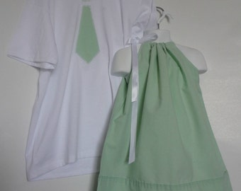 Matching Sibling Outfits. Brother Sister Matching Outfits. Matching Summer Outfits.  Eco Friendly. Family Clothing