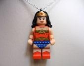 Short Time SALE Wonder Woman Necklace