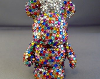 Bedazzled Miss Mouse Technicolor Version Custom Vinylmation