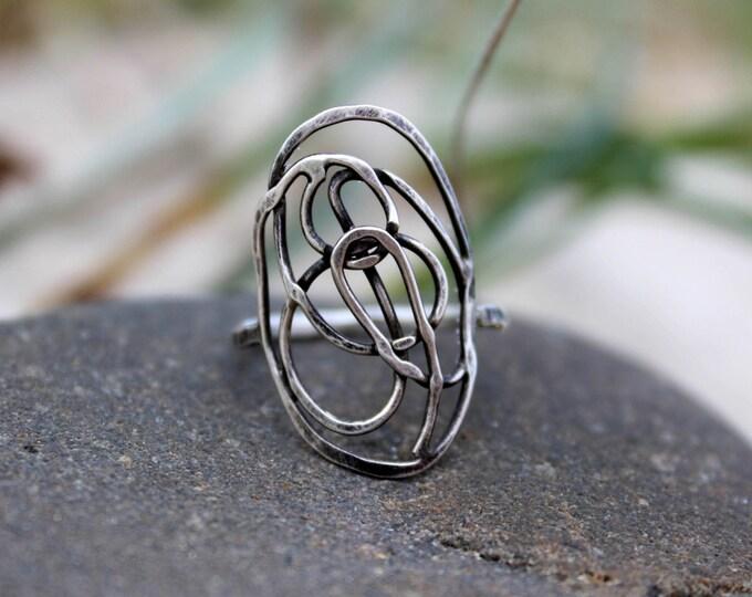 Scribble Ring