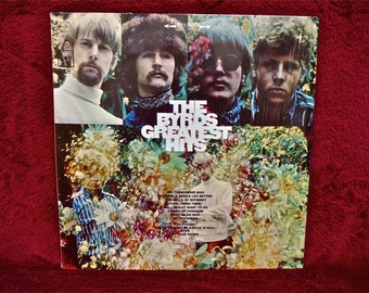 The BYRDS - The Byrds Greatest Hits - 1971 Vintage Vinyl Record Album