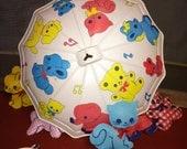 Dolly Toys Musical Animal Shower Mobile