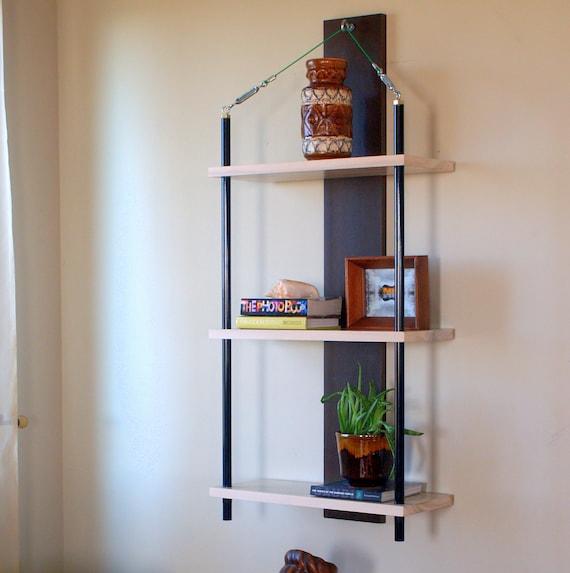 Industrial Modern Shelves Custom Designed By Acesfindsvintage