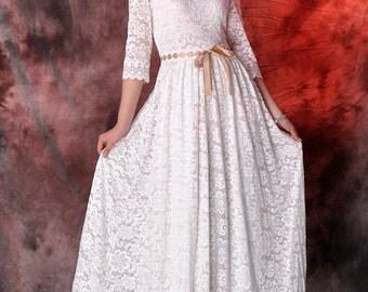 tulle skirt tulle dress white lace maxi dress,wedding dress,party dress,long dress,circle dress,evening dresses