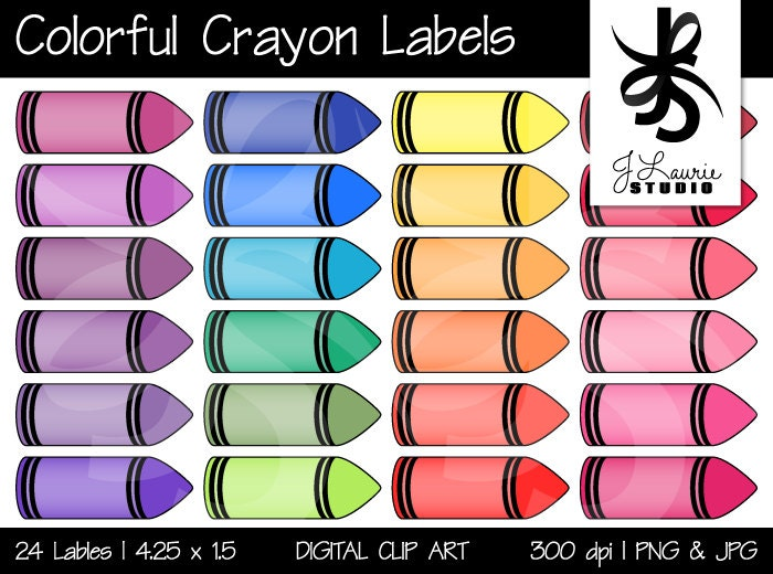 Epic image for colored printable labels