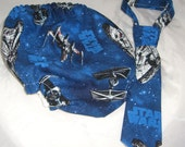 Special Listing For Lea.  Baby Boy / Toddler Star Wars Diaper Cover and Tie for First Birthday Outfit or Cake Smash.