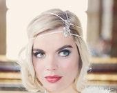 Athena - Swarovski Crystal Headpiece